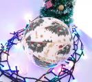 Christmas toy Kimekomi manual