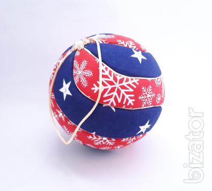 Christmas ball Kimekomi