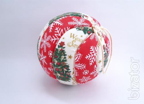Kimekomi Christmas ball, Christmas toy