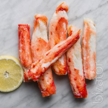 King crab meat. The original! Canned