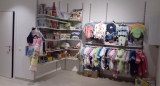 The sale of the business. Children's online store + things