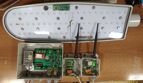 Intelligent system for street lighting control Suvo