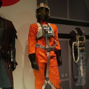 costume carnival pilot Star wars
