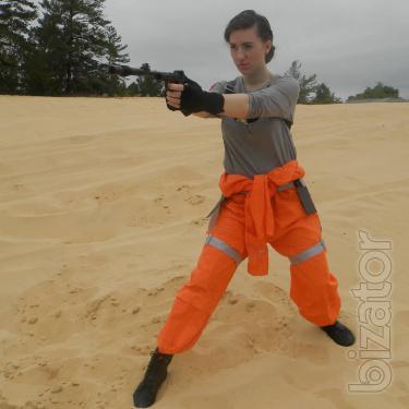 pilot costume rebel Star war