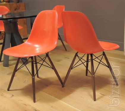 The tower chair plastic wood, all colors ...