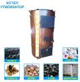 """A waste heat boiler """"Teplodar+"""" 150kW"""