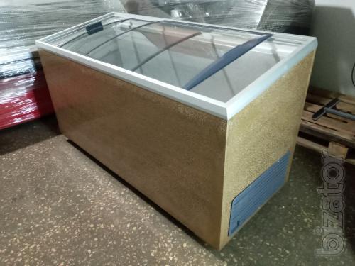 Chest freezer Klimassan D-500 used, freezer b