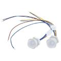 Infrared motion sensor alarm security 220Вт