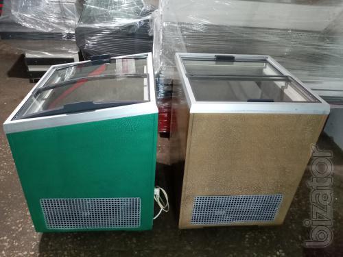 Chest freezer Klimassan D-200 used, freezer b