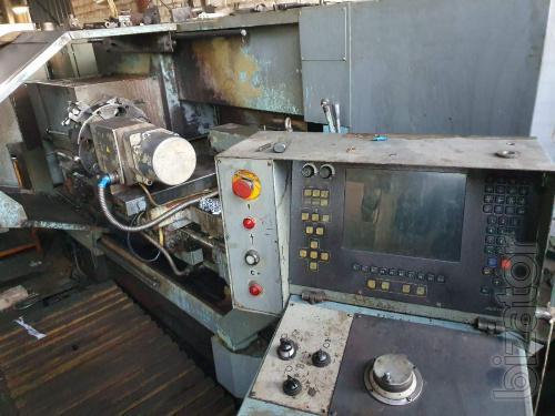Cartridge turning center machine, CNC 16А20Ф3