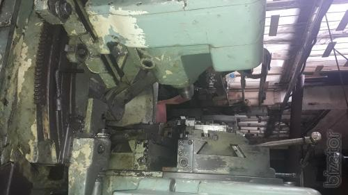 shaping machine for spur 5а250П concesa wheels
