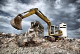 Dismantling (demolition) of buildings, steel structures, scrap metal