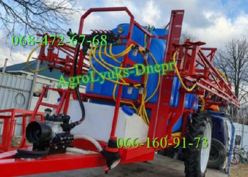 Sprayer Hydraulic -18m OP 2000l