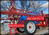 Polmark OP-2000/18m sprayer with hydraulic boom