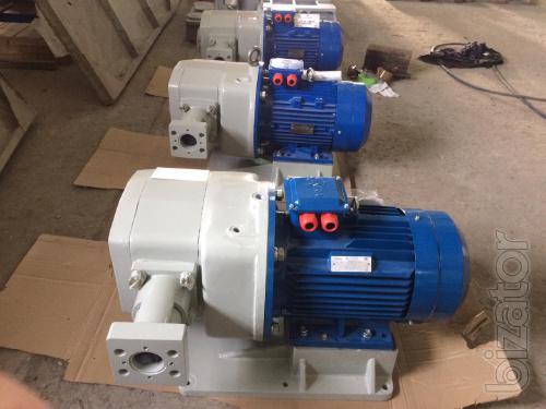 Pump 12НСГ-80/40; 12НСГ-125/20: 2НСГ-0,175/20-2-2: 22НСГ-40/40: 2НСГ-0, 025/20, 2НСГ-0,16/20