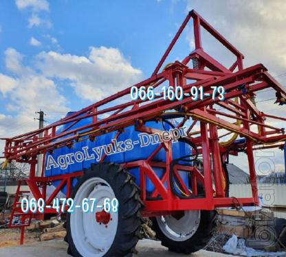 Sprayer available ОП2000л trailer Hydraulics