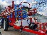 Sprayer 2000/18 rod with hydraulic control
