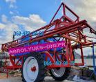 Modern Trailer hydraulic Sprayer