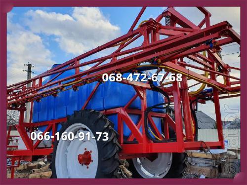 Polmark Hydraulic Sprayer capacity 2000l-2500l