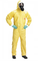 Chemically resistant protective overalls Tychem C 2000