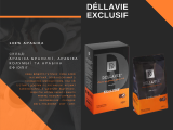 Natural ground coffee Dellavie from the manufacturer