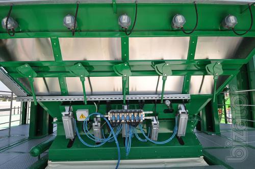 Stationary asphalt plant E-MAK GreenType 240 t/h Turkey