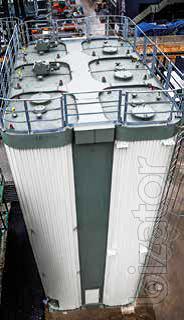 Stationary asphalt plant E-MAK Super GT 240 t/h Turkey
