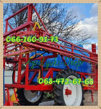 Sprayer boom Hydraulic-2000l