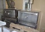 Coal furnace used Josper Max Steel ZMS-900