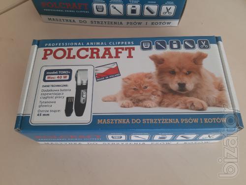 Clipper dogs Polcraft Toro+