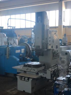 Slotting machine 7Д430
