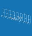 Shelf net mounted (700 mm)
