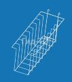 Shelf net mounted under shirts (8 cells)