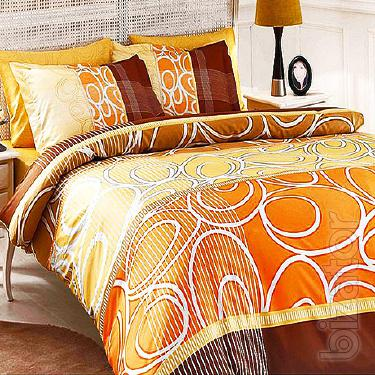 Bed linen from the manufacturer of the Kharkov factory of the demi collection