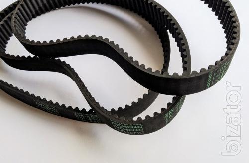 Toothed belt 5M-450-15 AL-KO 38