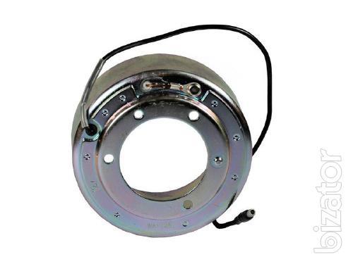 The electromagnetic coil 12/ 24 V. AC compressor SD7H15 D96 mm.