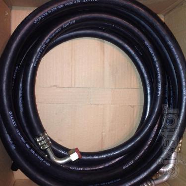 Air conditioner hose No. 6 Galaxy 8 mm.