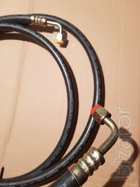 Air conditioner hose No. 8 Galaxy 10 mm. (Reduced)