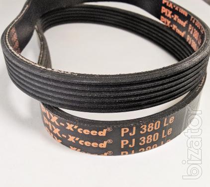 457PJ7 or 7PJ457. Drive belt for lawn mower AL-KO Classic 3.22 SE