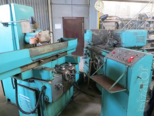 The company sells unnecessary two surface grinding machine 3Г71М and OSH 550.