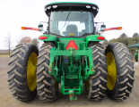 JD 8270R tractor