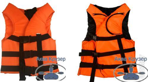 Baby rescue (belay) jackets, 30-50 kg, certified
