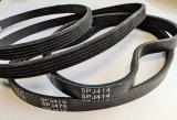 Drive belt for lawn mowers
