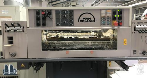 MAN Roland 304P (2001)