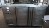 Table refrigeration b/u 2 door Scan