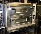 Pizza oven used/hearth Pizza group FC M8 2 cameras