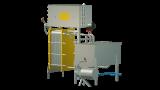 The flow-through pasteurizer milk 2 t/h UZM-2.0 R