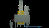 The milk pasteurizer flow of 3 t/h UZM-3.0 R