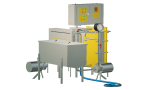 Pasteurizer for milk, cheese and cream 3 t/h UZM-3.0 P