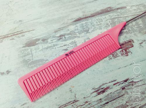 MIRACLE comb VEIL for dyeing